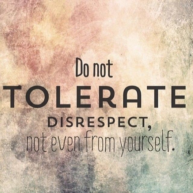 Disrespect Quote 7 Picture Quote #1