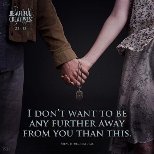 Beautiful Creatures Quote 1 Picture Quote #1