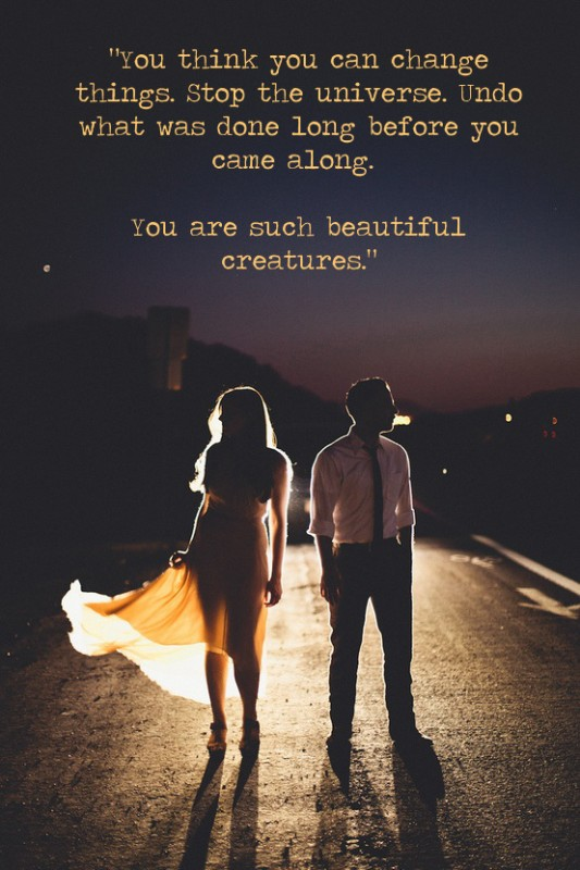 Beautiful Creatures Quote 2 Picture Quote #1