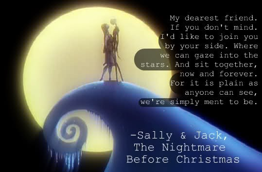 Nightmare Before Christmas Quote 7 Picture Quote #1