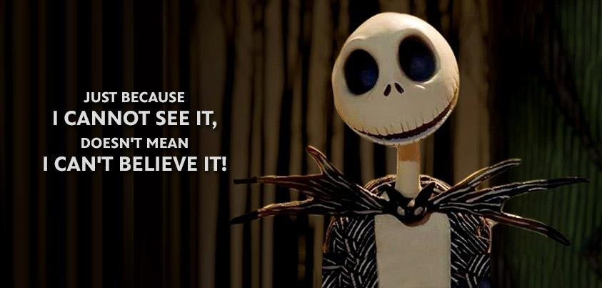 Awesome Nightmare Before Christmas Movie Quote 1 Picture Quote #1