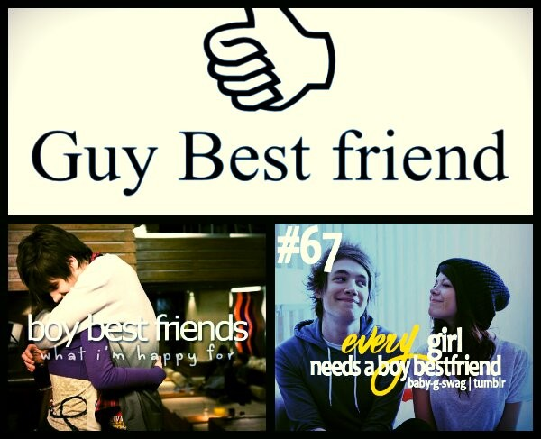 Guy Best Friend Quote 4 Picture Quote #1