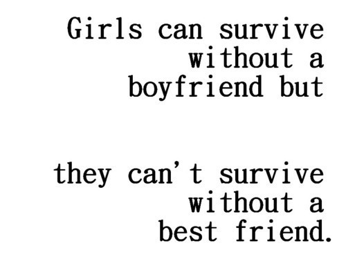 Girl And Guy Best Friend Quote | Quote Number 612132 ...