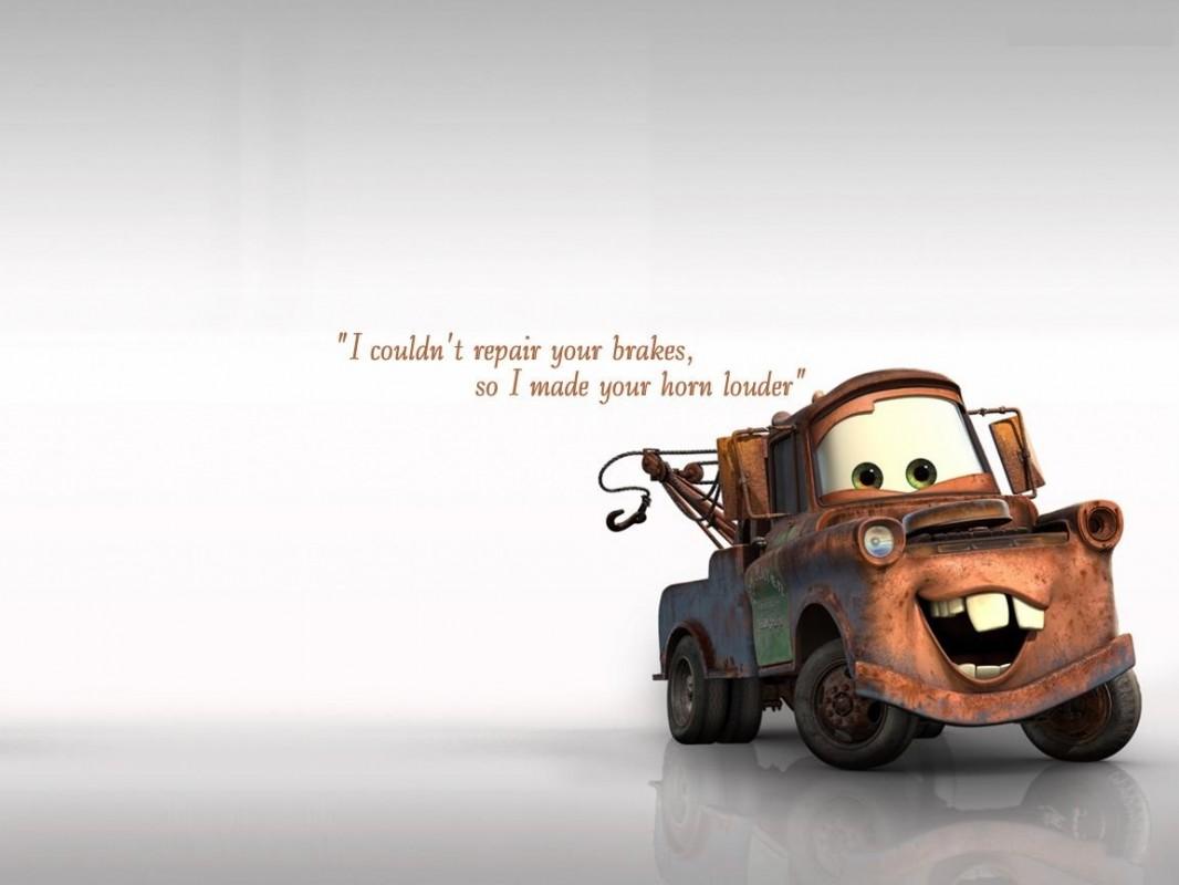 Cars Movie Quotes