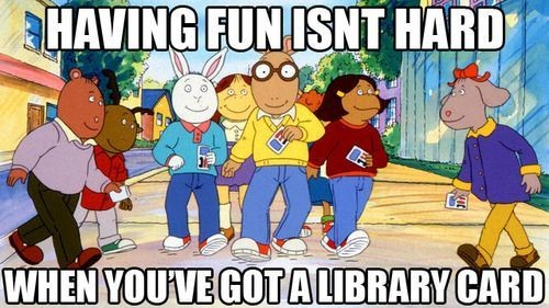 Arthur Tv Show Funny Quote 1 Picture Quote #1