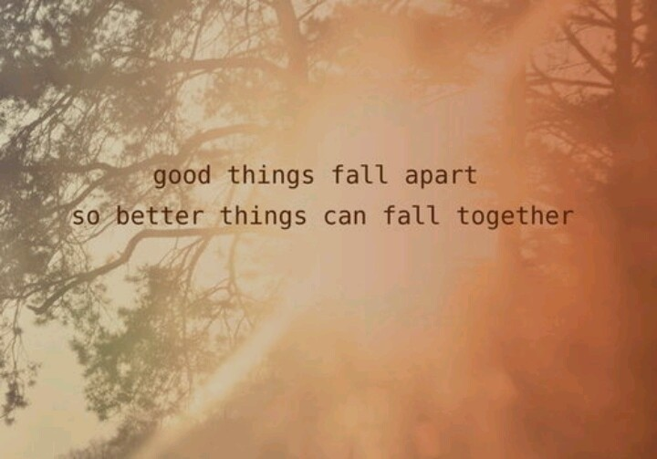Things Fall Apart Quote 2 Picture Quote #1