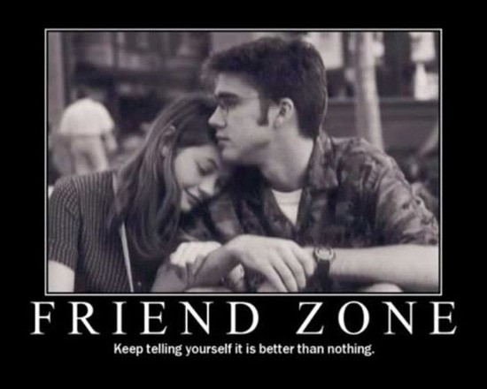 Friend Zone Just Friends Quote 4 Picture Quote #1