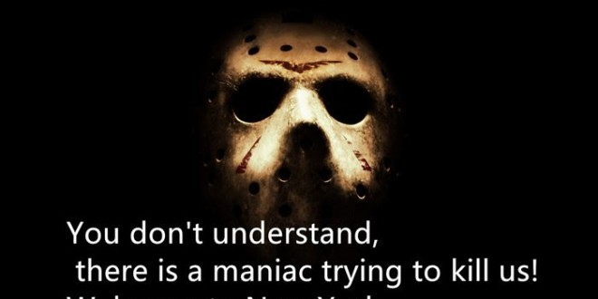 Friday The 13th Movie Quotes & Sayings | Friday The 13th ...