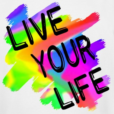 Live Your Life Quote 1 Picture Quote #1