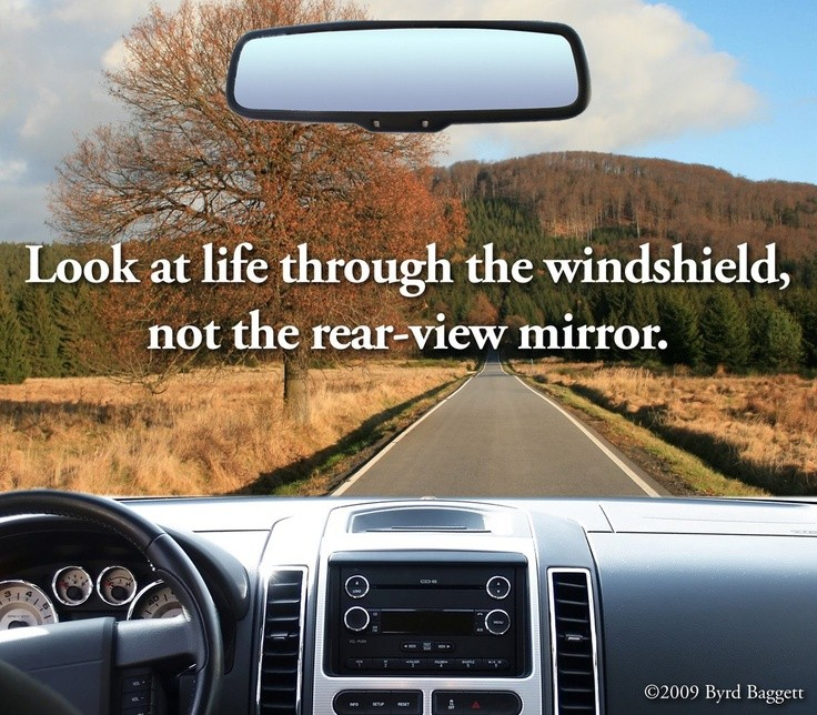 Rearview Mirror Quote 3 Picture Quote #1