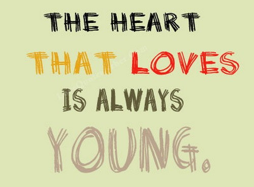 Young Love Quote 4 Picture Quote #1
