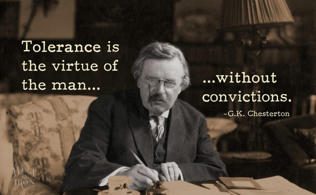 Tolerance Quote 1 Picture Quote #1