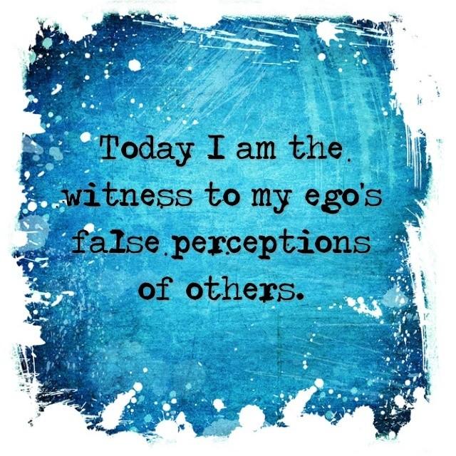 False Perception Quote 1 Picture Quote #1