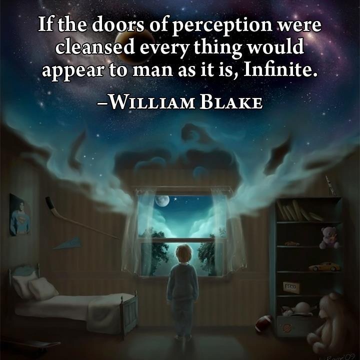 William Blake Love Quotes: Perception Sayings