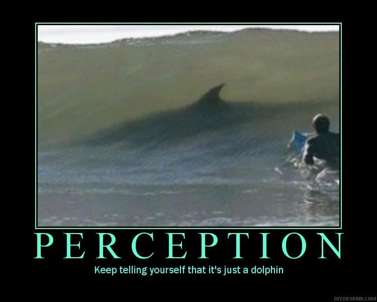 Positive Perception Quote 2 Picture Quote #1