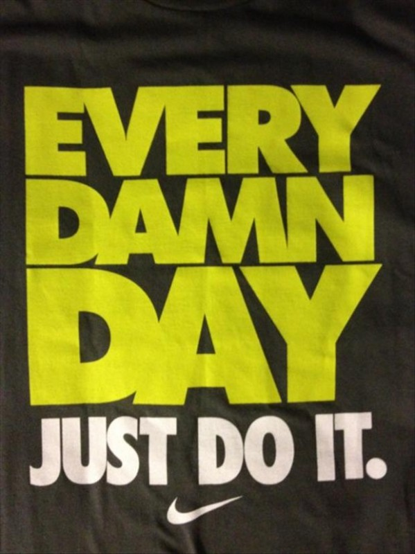 Just Do It Quote 1 Picture Quote #1