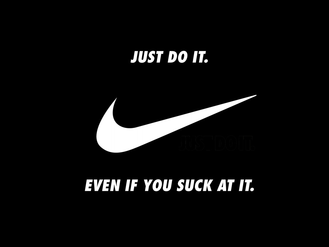 Just Do It Quotes Just Do It Motivational Quote  Quote Number 612814  Picture Quotes