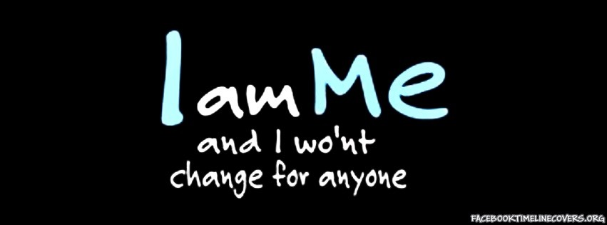 I Am Me Quote 2 Picture Quote #1