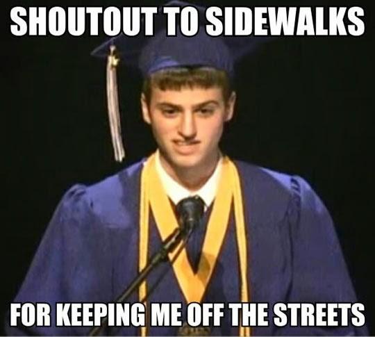 Funny Graduation Quote 2 Picture Quote #1
