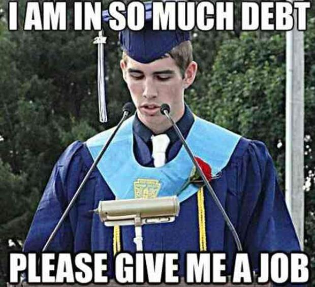 Funny Graduation Quote 5 Picture Quote #1