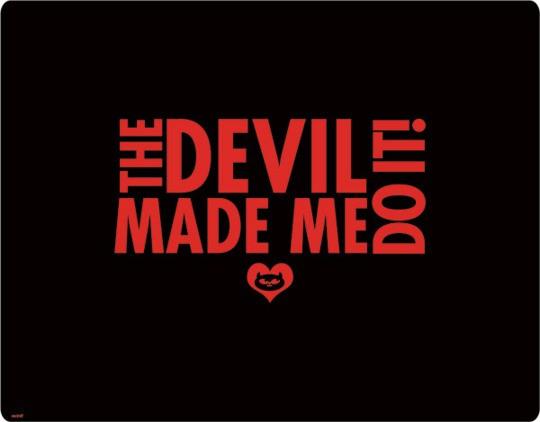 Devil Quote 1 Picture Quote #1
