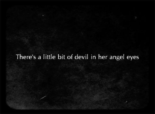 Angel And Devil Quote 1 Picture Quote #1