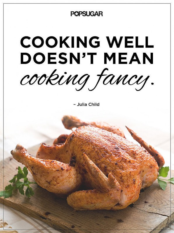 Cooking Quote 1 Picture Quote #1