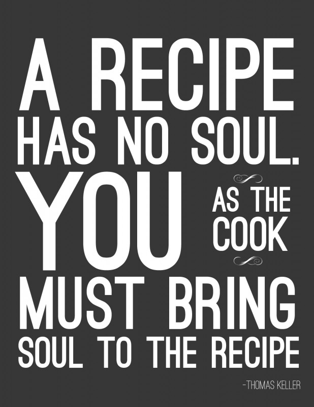 Cooking Quote 2 Picture Quote #1
