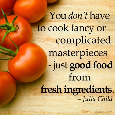 Cooking Quote 4 Picture Quote #1