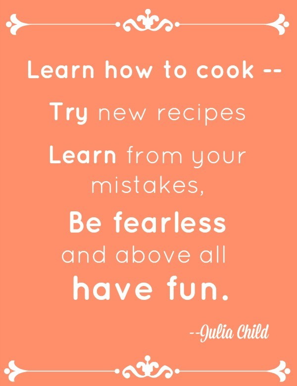 Cooking Quote 5 Picture Quote #1