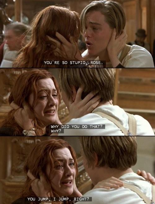 Romantic Movie Quote 3 Picture Quote #1