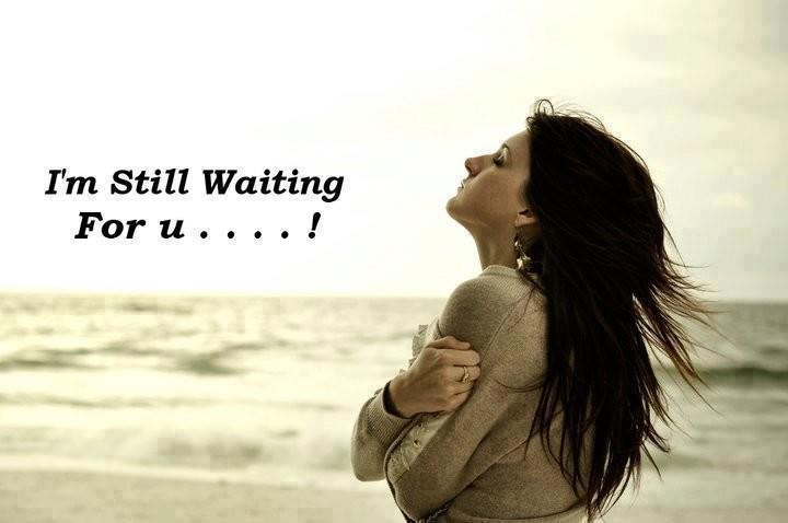 Waiting For You Quote 4 Picture Quote #1
