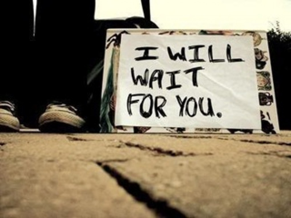 Waiting For You Quote 7 Picture Quote #1