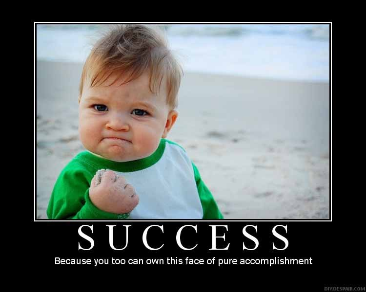 Accomplishment Quote Achievement 1 Picture Quote #1