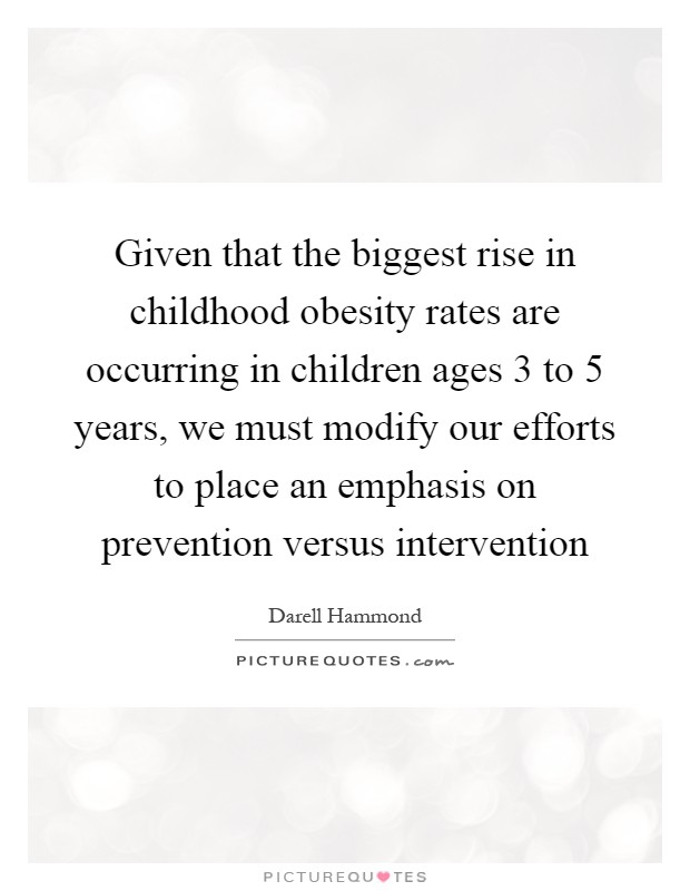 rise of childhood obesity Lack of exercise, not diet, linked to rise in obesity obesity also increased, climbing from 25 to 35 percent in women and from 20 to 35 percent in men.