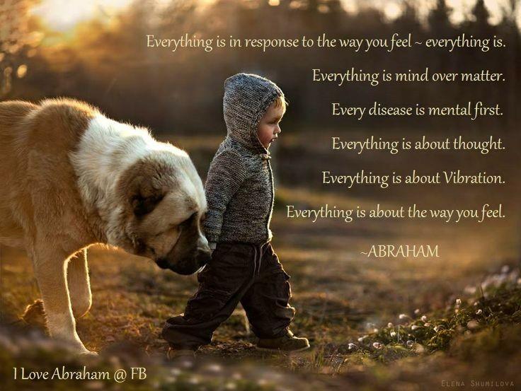 Abraham Hicks Quote 36 Picture Quote #1
