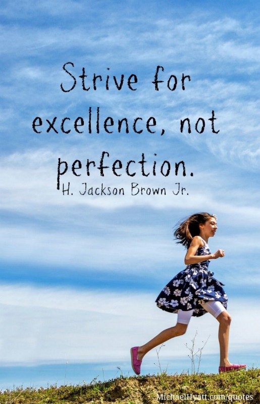 Excellence Quote 2 Picture Quote #1