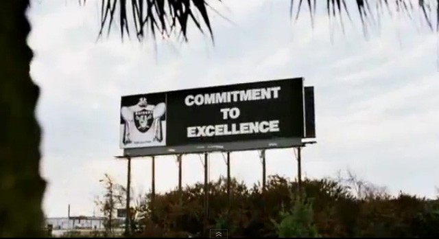 Raiders Commitment To Excellence Quote 1 Picture Quote #1