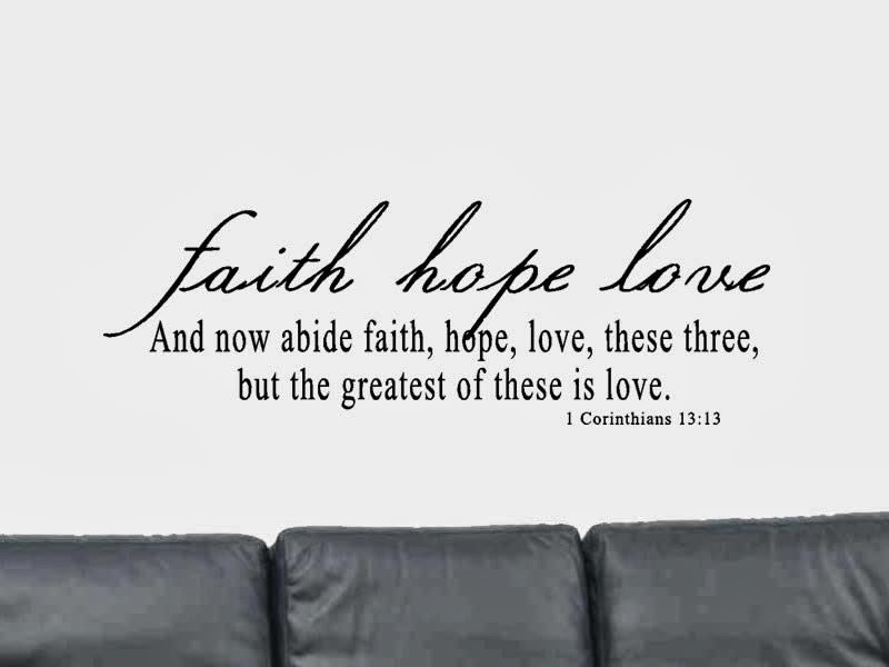 Love Quote From The Bible 4 Picture Quote #1