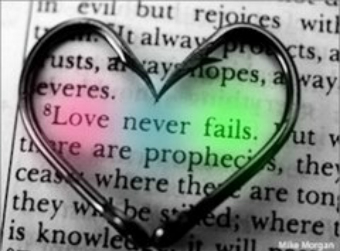 Love Quote From The Bible 6 Picture Quote #1