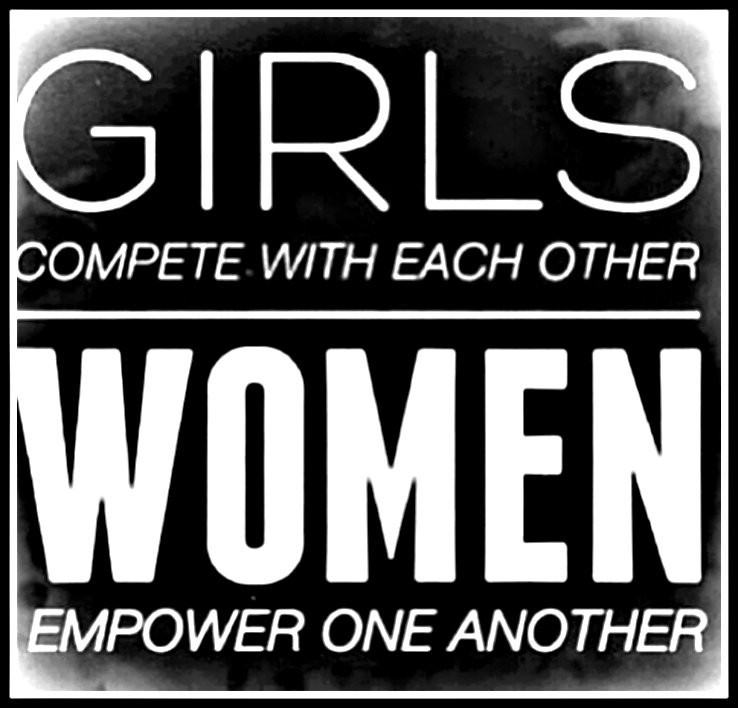 Women Competition Quote 1 Picture Quote #1