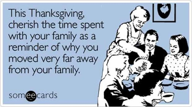 Funny Thanksgiving Quote 10 Picture Quote #1