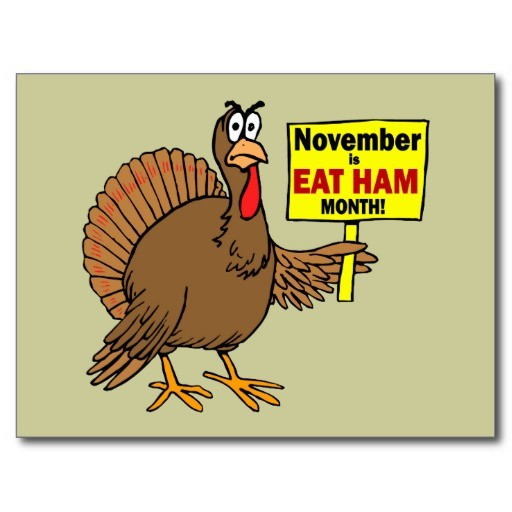 Funny Thanksgiving Quote 11 Picture Quote #1