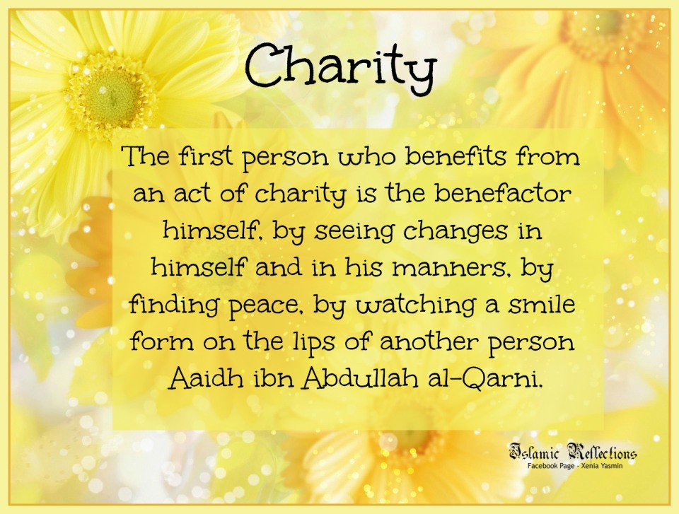 Charity Quote 1 Picture Quote #1
