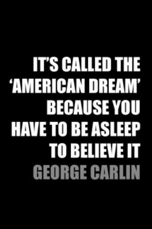 American Dream Quote 2 Picture Quote #1