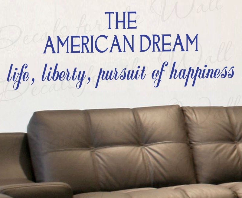 American Dream Quote 5 Picture Quote #1