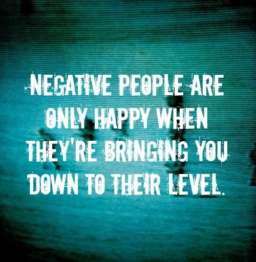 Negativity Quote 2 Picture Quote #1