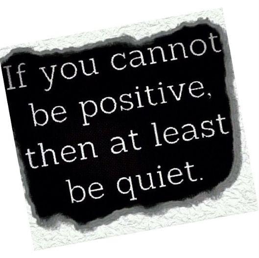 Negativity Quote 4 Picture Quote #1