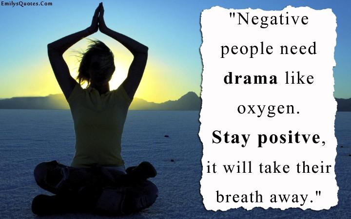 Negativity Quote 6 Picture Quote #1