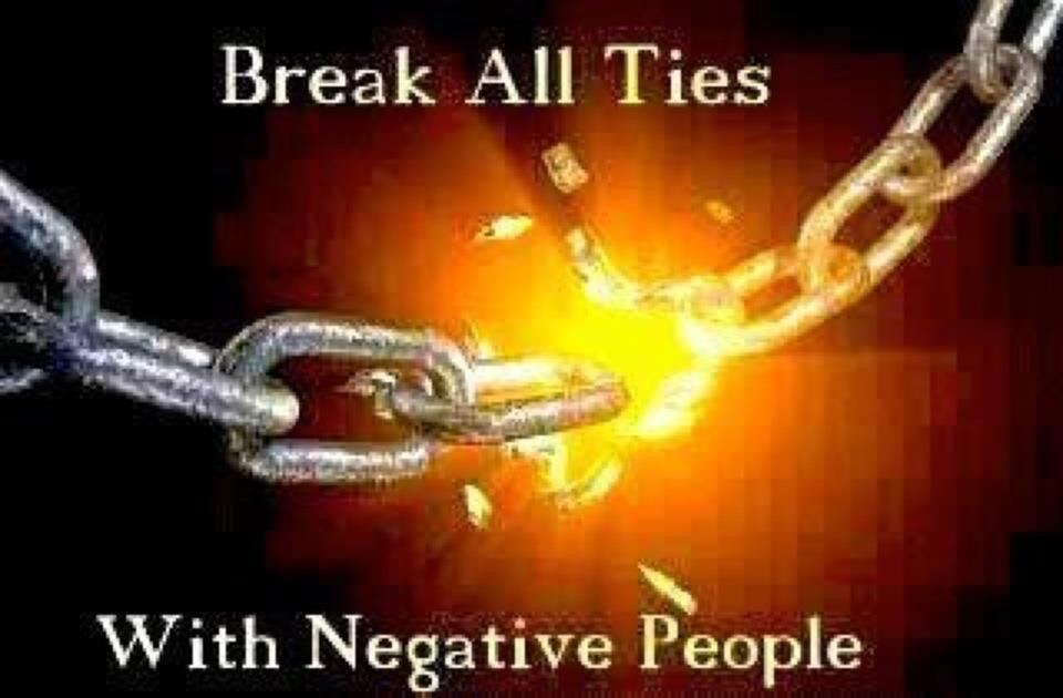 Remove Negative People Quote 1 Picture Quote #1